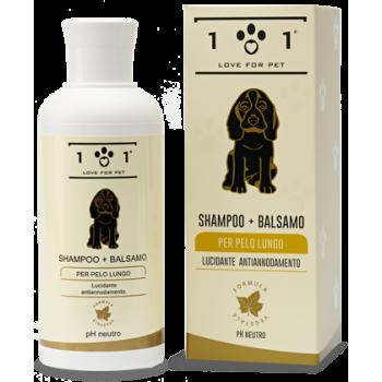 Shampoo+balsamo pelo lungo